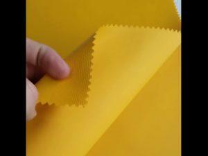 100% poliészter anyag Oxford PVC lamináló hátizsák