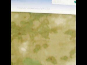 1000D nylon oxford vízálló álcázott PU bevonatú szövet