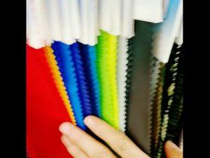 160D vízálló 10000mm nylon taslan laminált trikó bélés anyaga