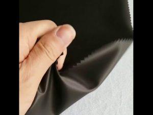 2018 magas minőségű 100% nylon 420D ripstop kültéri kabát szövet tekercs