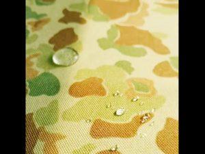 Kína gyár 1000 denier cordura nyomtatott nylon szövet víztaszító
