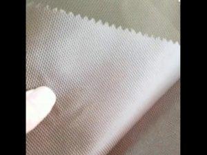 Kína szállító 1680D poliészter PU bevonatú oxford szövet hátizsákhoz