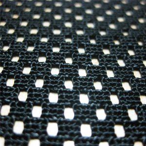 finom, 100 mikronos nylon műanyag szőtt háló ruha szövet