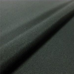 kiváló minőségű 100% poliészter szövet 1/6 twill szövet kabát / kabát / ruhákhoz