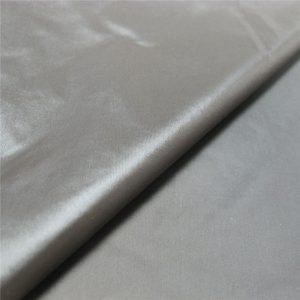 100% Nylon PU Downproof szövet alsó kabát / táska / esernyő