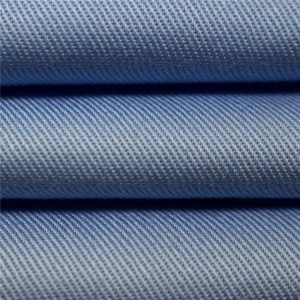 100% pamut twill kártolt festett szövet egyenruha munkaruha ruhák szövet