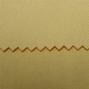 Modacrylic Cotton Fleece kontrasztos kabát pulóver munkaruha Hi-Vis szövet eladó
