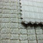 Poliészter gyapjúszövet / tartós szuper poli-twill lélegző anyag a pálya ruhákhoz