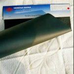 A szabványos vízálló poliészter 1000D pu bevonatú oxford szövet