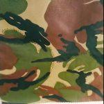 álcázott nyomtatott vízálló ripstop nylon oxford egységes katonai szövet