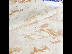 jó minőségű álcázási minta 100% nylon szövet katonai felhasználású biztonság