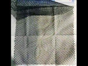 kísérleti megrendelés 100% poliészter hadsereg táska bélés háló tartós anyag